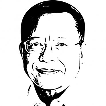 Chief Justice Reynato S. Puno (Ret.) (2014-2017)