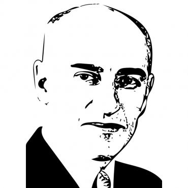 Rev. Bruce Cameron (1920-1932)