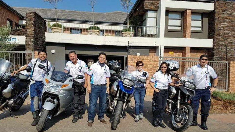 Word Riders Philippines Goes to South Africa