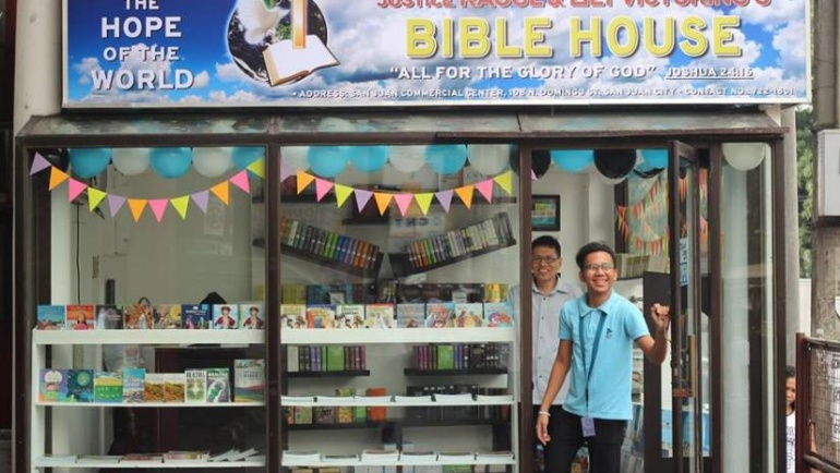 New BibleHouse Opens in San Juan