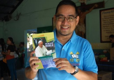 "Rev. Fr. Angelo ""Jing"" Caparros of Quezon"
