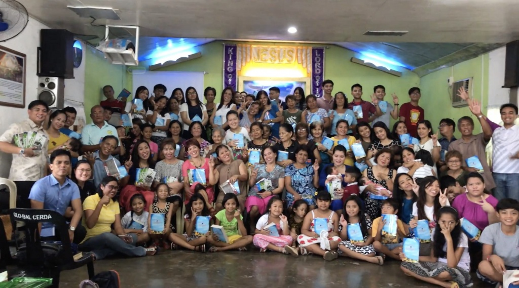 AACP Talim - Philippine Bible Society