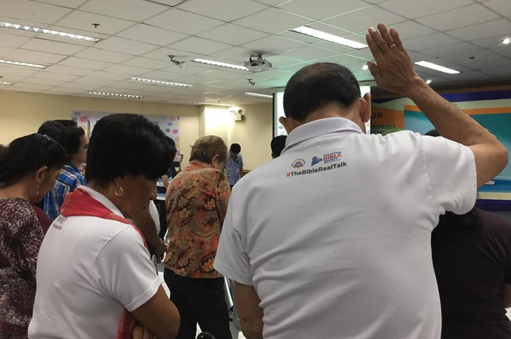NBM Culmination 1 - Philippine Bible Society