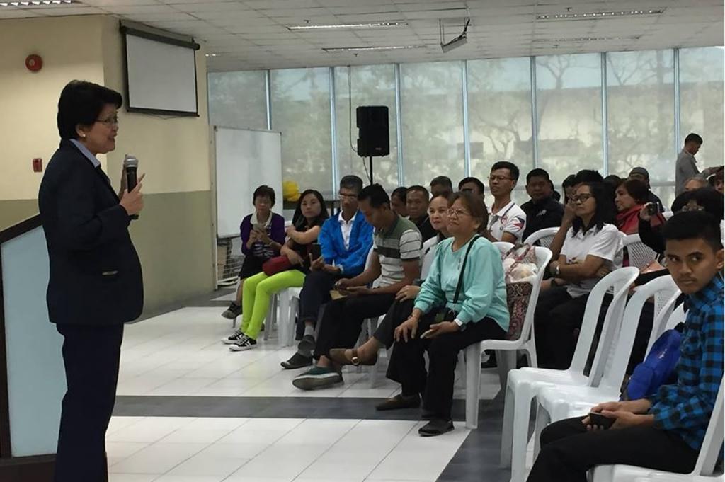 NBM Culmination 2 - Philippine Bible Society
