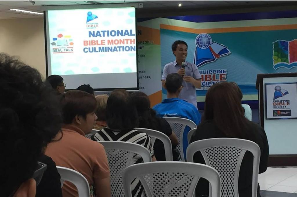NBM Culmination 4 - Philippine Bible Society