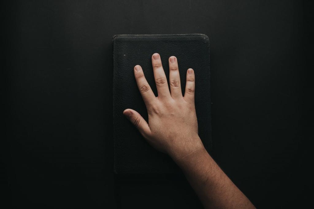 man touching book 2258252 - Philippine Bible Society