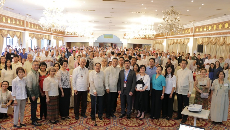 54 Blessings from the Philippine Bible Society's 54th Annual Membership Meeting