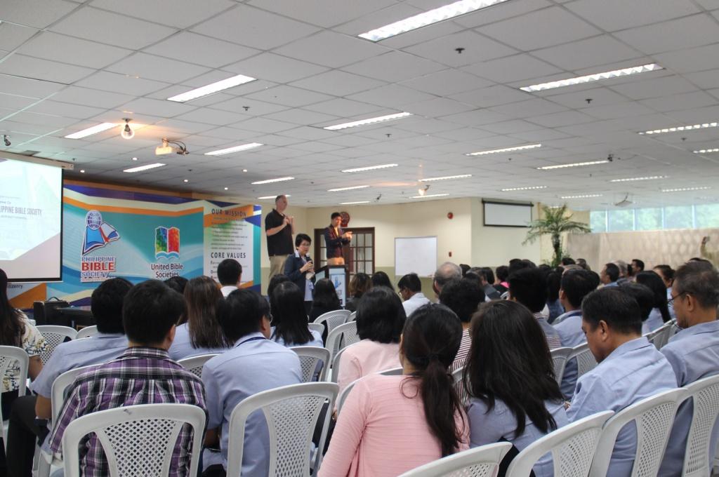 FTA 5 - Philippine Bible Society