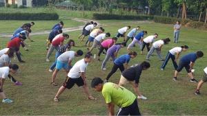 Canaan Farms Staff Retreat 5 - Philippine Bible Society