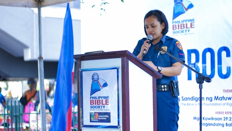 PBS hosts i-Proclaim Activity at Plaza Rueda