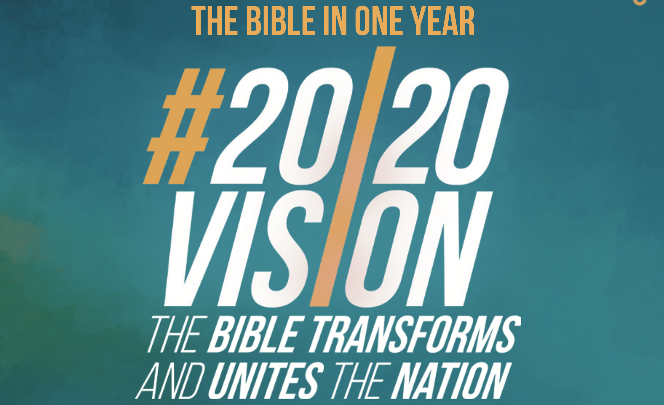 Bible In One Year 2020