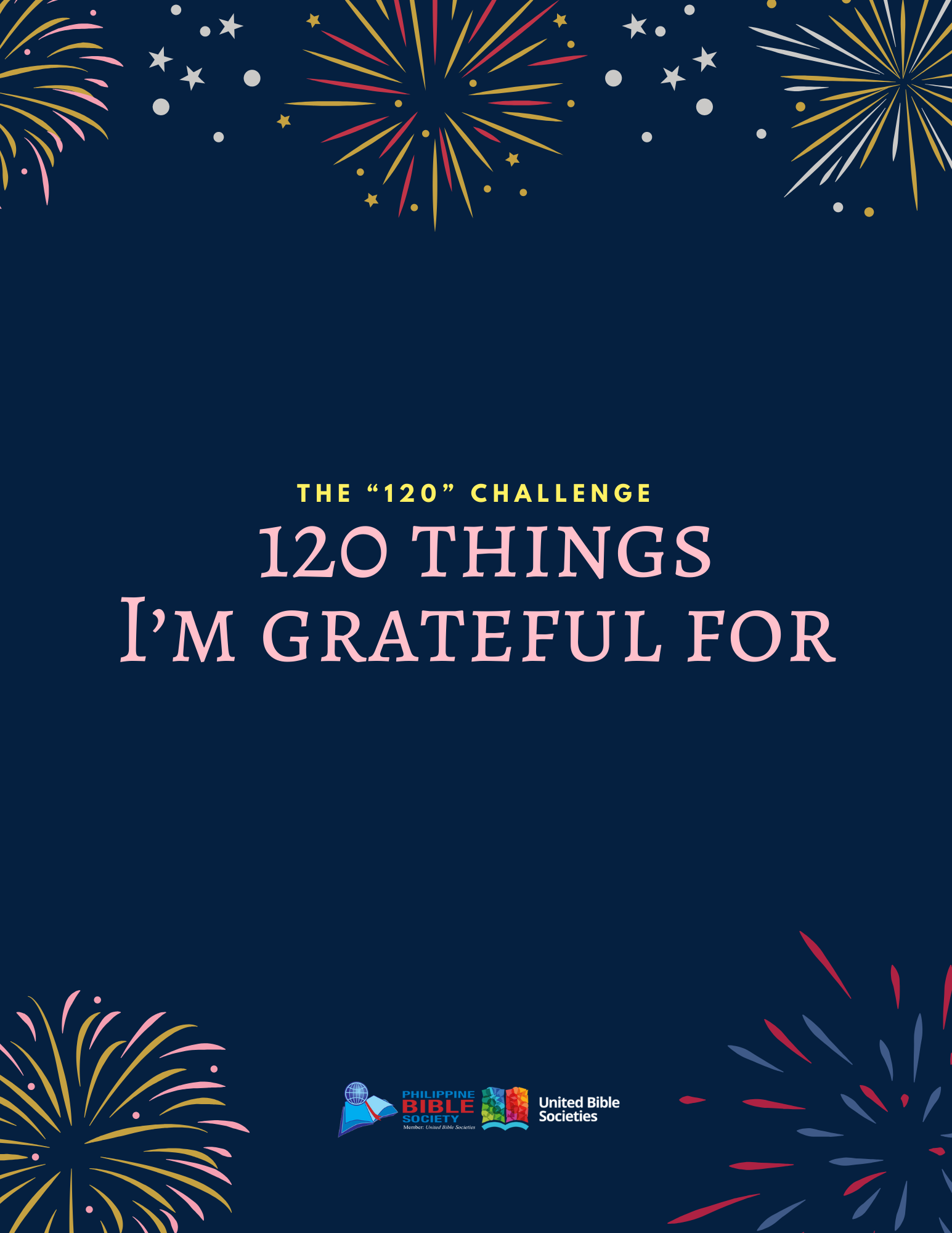 120 things I'm grateful for