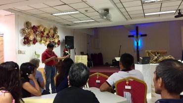PBS Adopt a Church Program (AACP) in Cebu City!