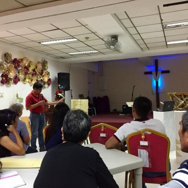 PBS Adopt a Church Program (AACP) in Cebu City!