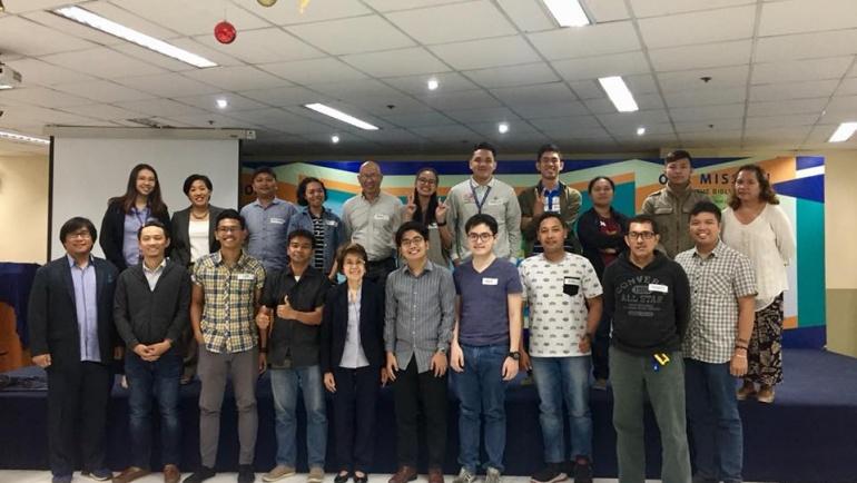 Pinoy Version Old Testament Translation Workshop