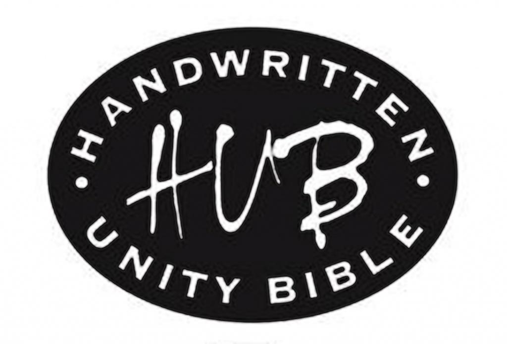 Handwritten Unity Bible