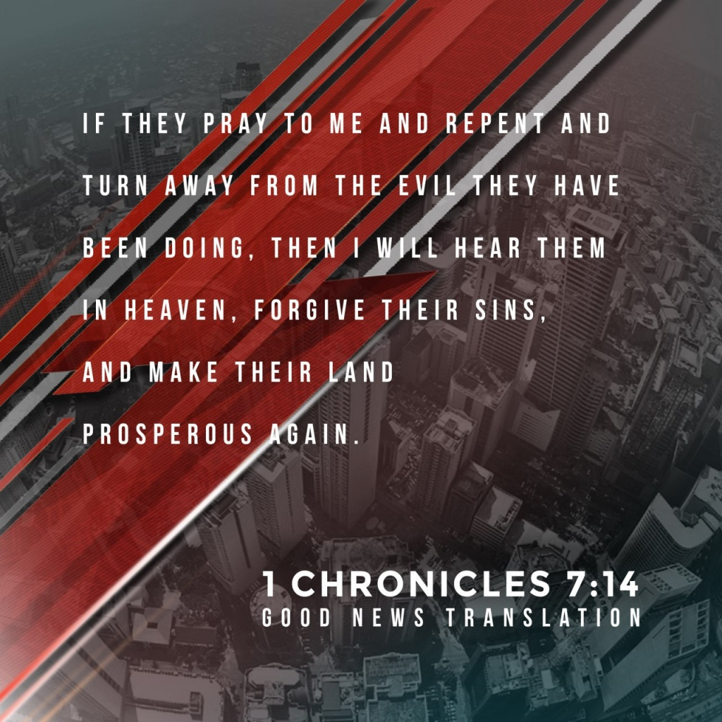 1 Chronicles 7 14 - Philippine Bible Society