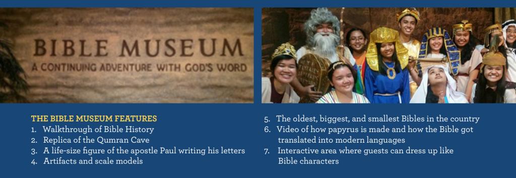 Bible Museum1 - Philippine Bible Society
