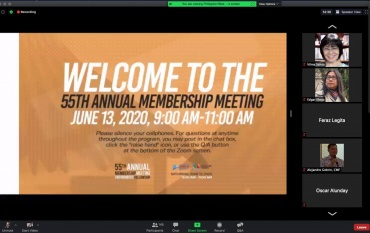 PBS Marks Historical Feat with Virtual 55th Annual Membership Meeting