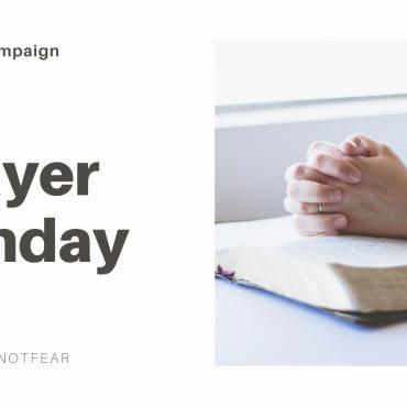 Prayer Sunday