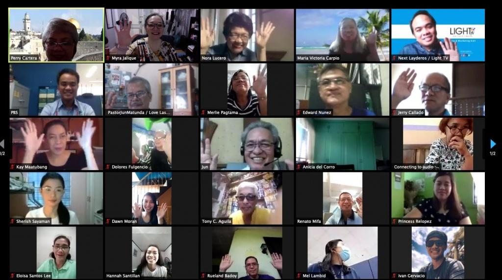 NBM zoom meeting 2 - Philippine Bible Society