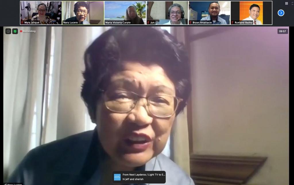 NBM zoom meeting 4 - Philippine Bible Society