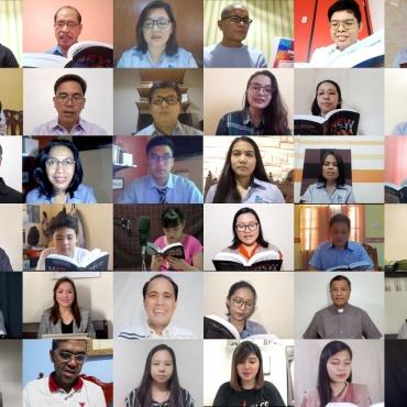i-Proclaim 2.0: Spreading Hope Amidst Fear