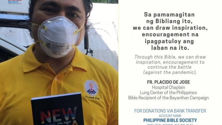 Navotas #SpreadHopeNotFear Bible Distribution