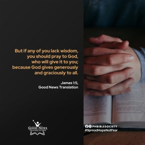 James 1 5 - Philippine Bible Society