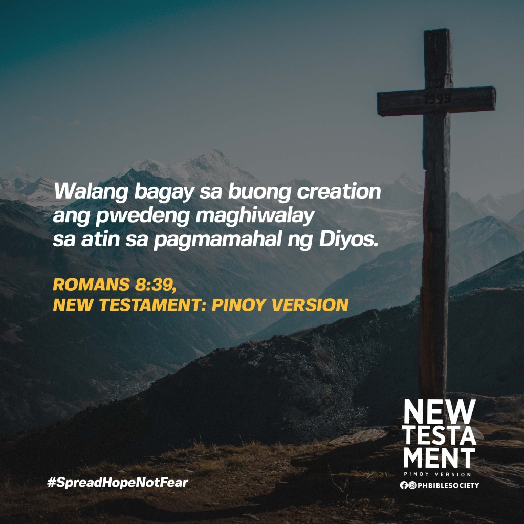 Rom 8.39 - Philippine Bible Society