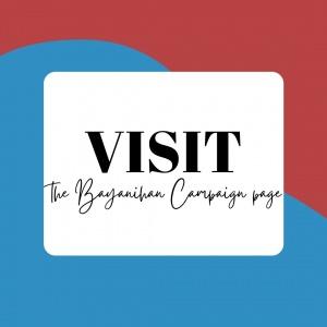 Visit Bayanihan Campaign - Philippine Bible Society