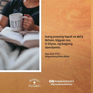 Awit 51 10 - Philippine Bible Society