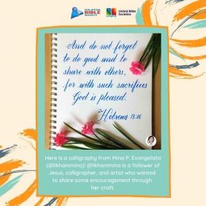 LikhaniMina - Philippine Bible Society