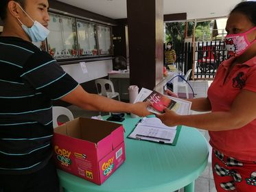 Davao City Bible Distribution